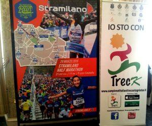 Stramilano e Treck presentazione stampa Milano