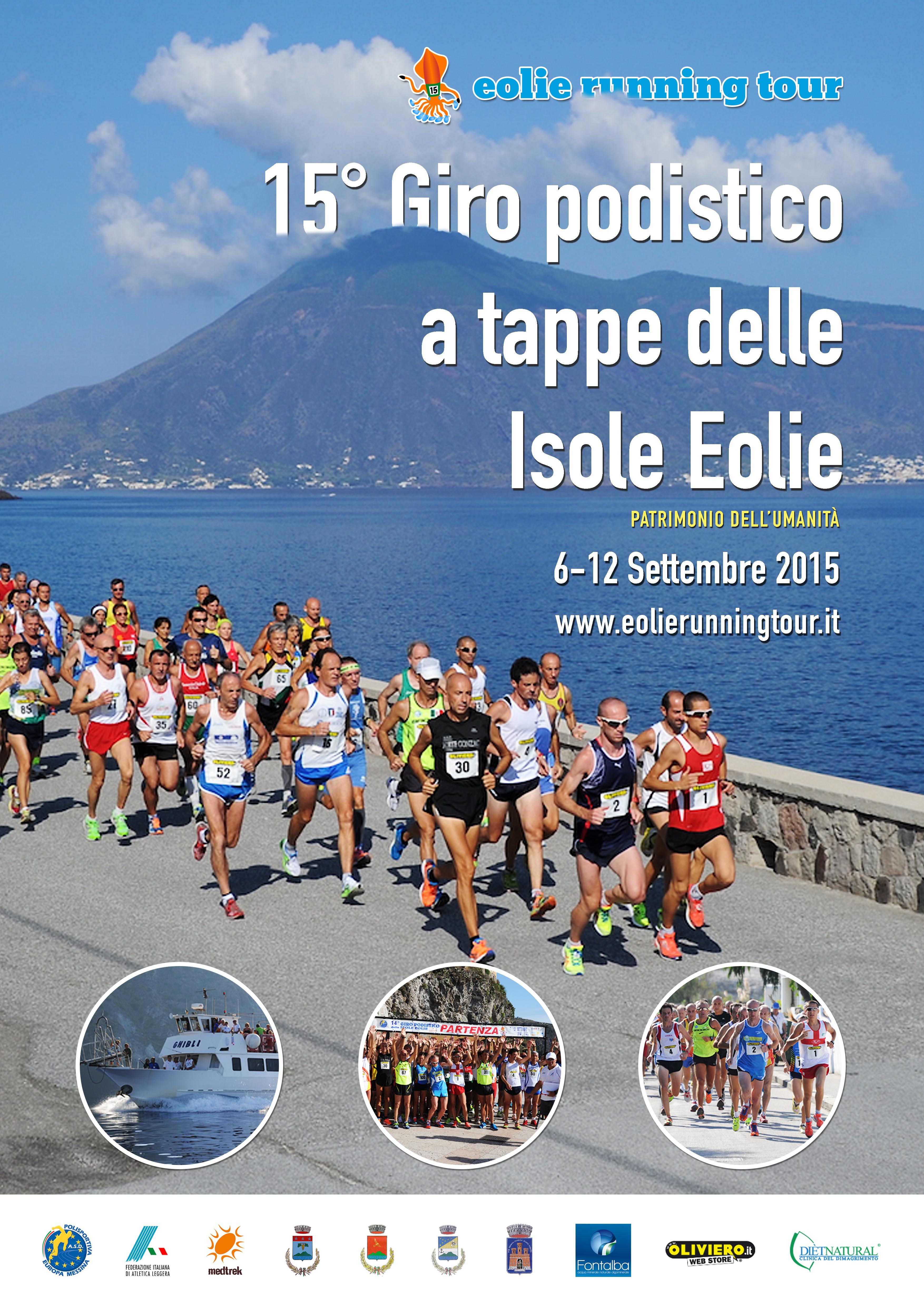 15° Eolie Running Tour