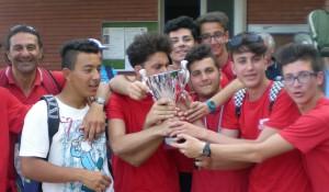 scuola 1 classificata allievi ITT Majorana Milazzo ME