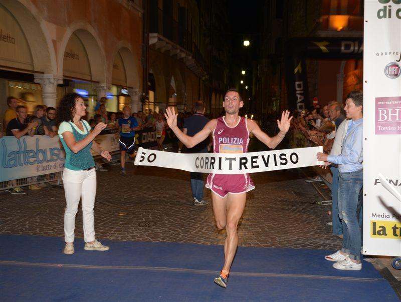Corritreviso: trionfo di Zanatta e Renso