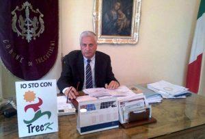 Giovanni Barbagallo sindaco Trecastagni