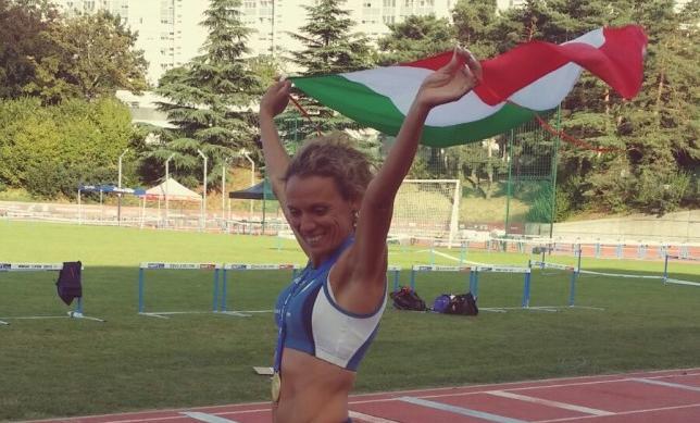 """Maria Ruggeri: """"L'oro ai Mondiali è la ciliegina sulla torta"""""""