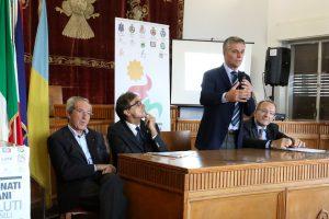 convegno1 da sx a dx D'Antoni, La Delfa, Cova e Ruocco