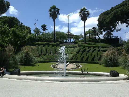 Alla villa bellini il 2 trofeo alfio vittorio pistritto for Giardino trofeo