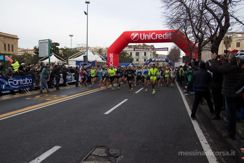 Messina Marathon, le migliori prestazioni degli atleti locali