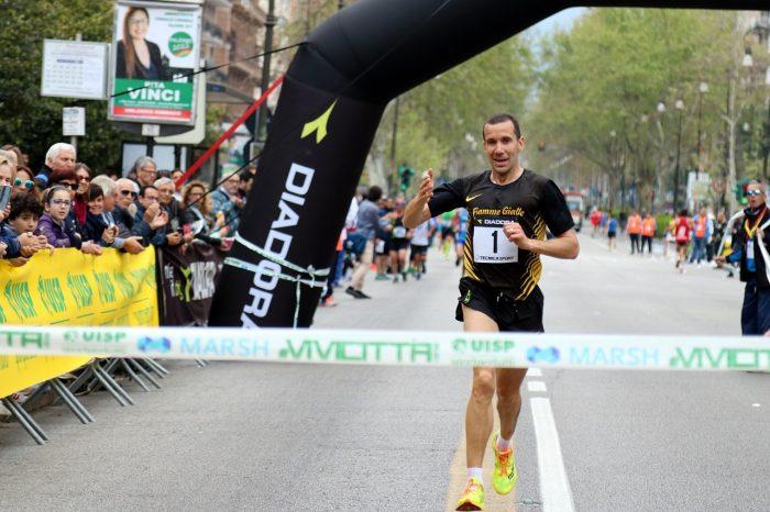 Vivicittà Palermo sul podio nazionale, super Floriani