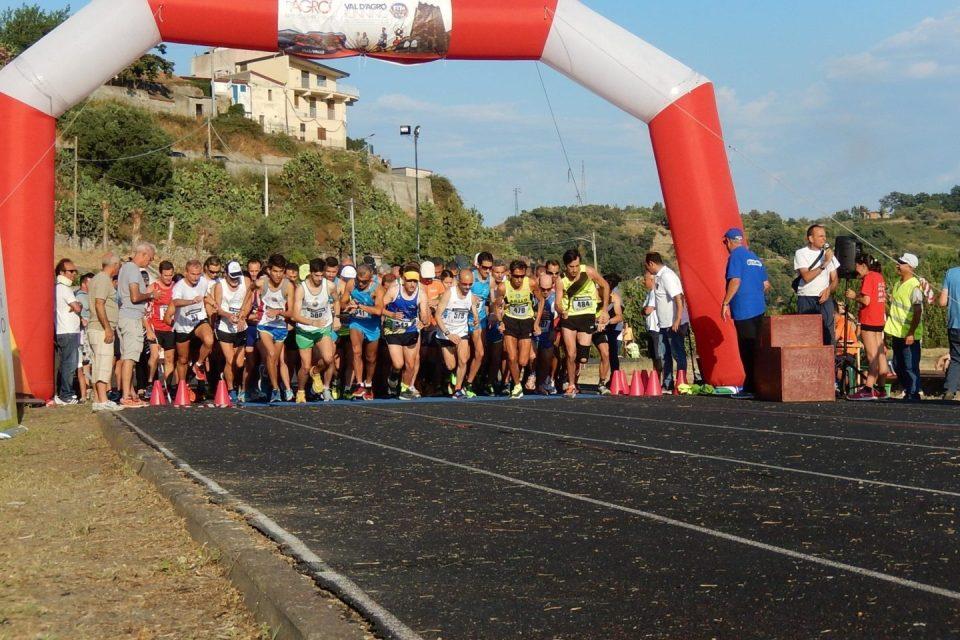 Val D'Agrò Running 2017