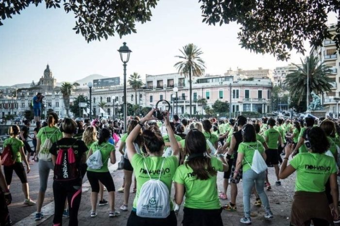 Street Workout Messina: musica, fitness e cultura!