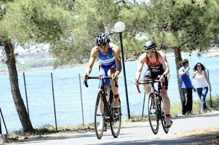 Sicily Triathlon Series, tappa ad Augusta