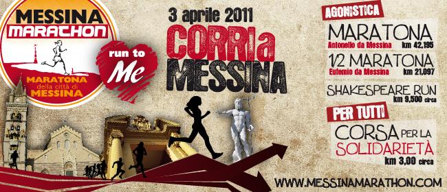 """Presentazione della quarta """"Messina Marathon"""""""
