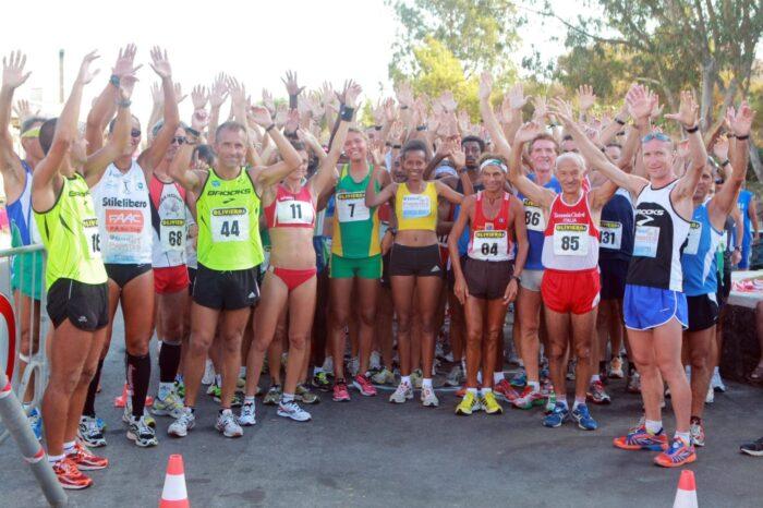 """Gran finale al """"Giro Podistico a Tappe dell'Isole Eolie 2011"""""""