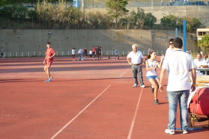Weekend di atletica giovanile tra Caltanissetta e Messina