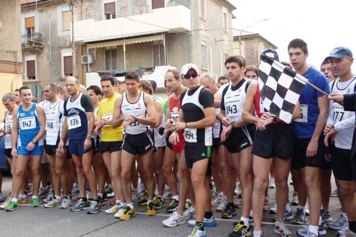 """I coniugi Lisitano vincono la """"Corsa di Santo Stefano"""""""