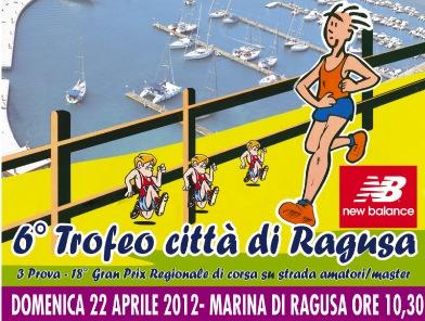 """""""VI Trofeo Città di Ragusa"""", un evento che va oltre la corsa"""