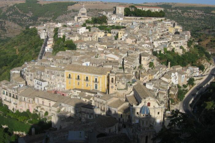 La guida della città di Ragusa