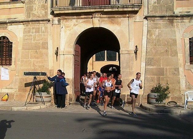 Maratonina d'Acate: soltanto 80 podisti al via