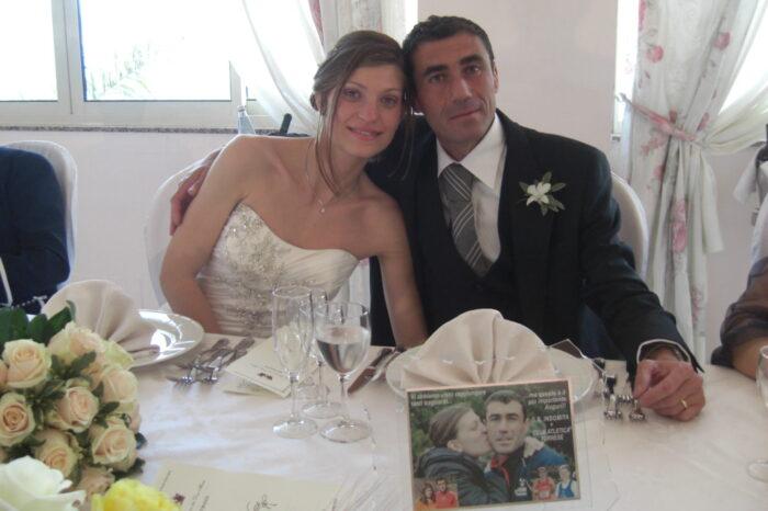 Ines e Antonio coronano il sogno d'amore