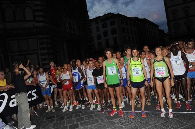 """Numeri e top runners della """"Notturna di San Giovanni"""""""