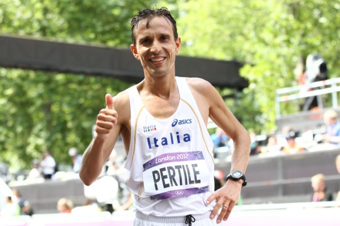 """Pertile e Floriani al via del """"Giro di Castelbuono"""""""