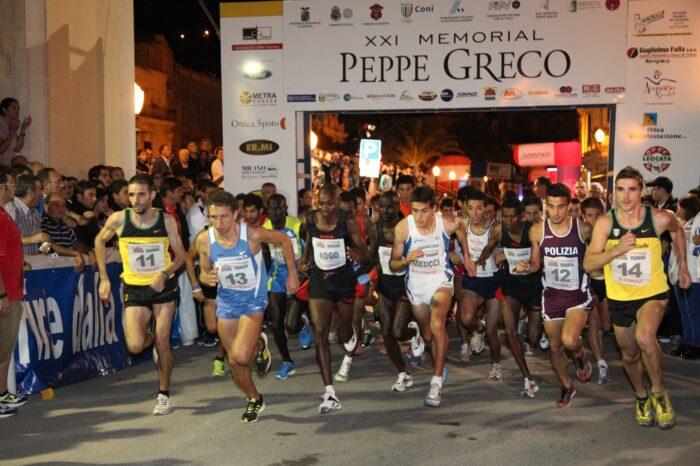 """Titoli italiani dei 10 km in palio al """"Peppe Greco"""""""