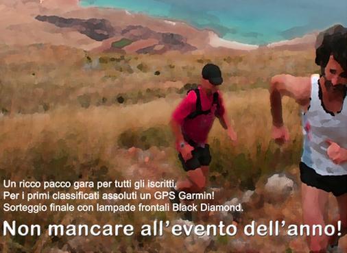 San Vito Climbing Festival: è l'ora dell'Ecotrail