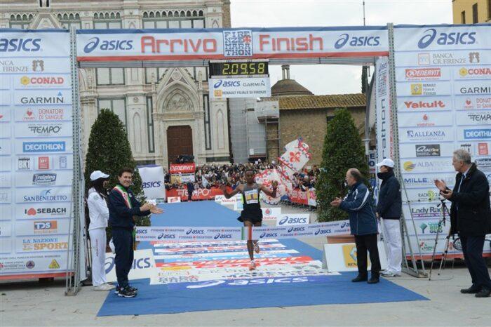 """Doppietta etiope alla """"Firenze Marathon"""""""
