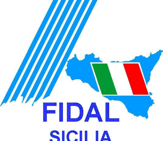 Convention a Enna delle società siciliane Fidal