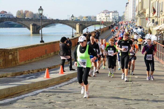 Firenze Marathon: dati per province e regioni