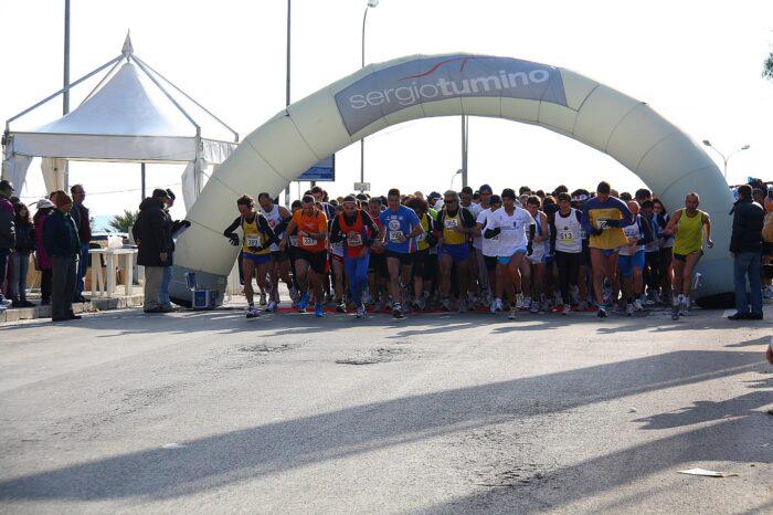 Azzolini e Fiorino vincono la maratona di Ragusa