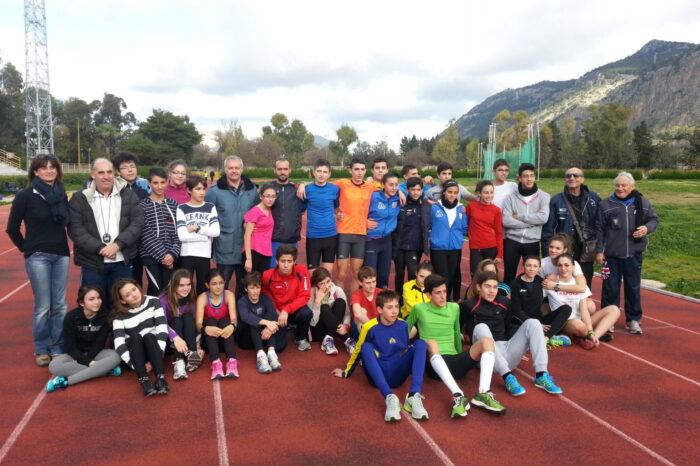 Resoconto del primo raduno 2013 Fidal Sicilia