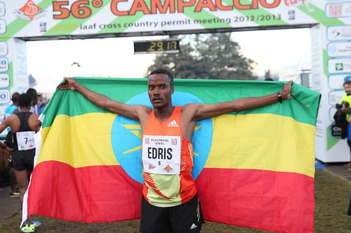 Edris e Worknesk: il 56° Campaccio è etiope