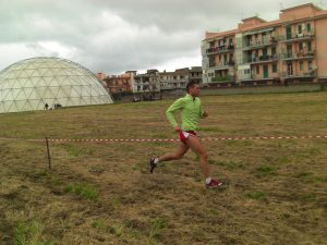 Francesco De Caro 1 classifcato