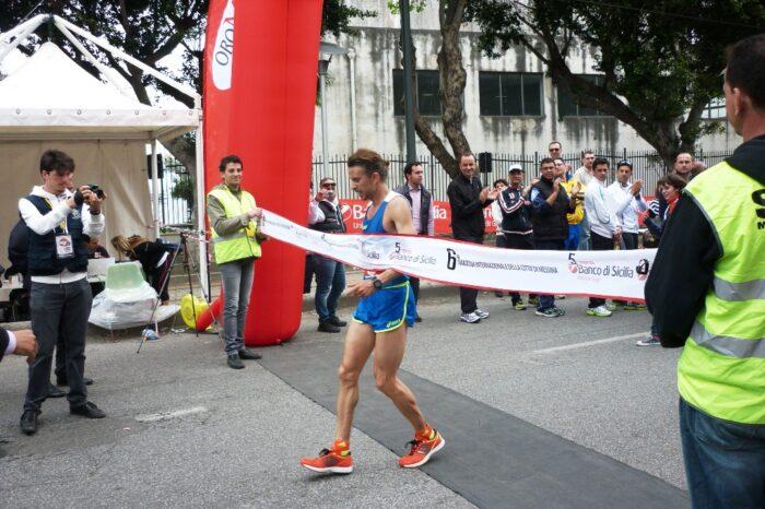 Soffietto primo alla Maratona di Messina