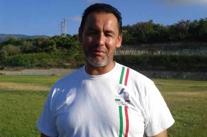Pentathlon Lanci Master: Longo Campione Italiano