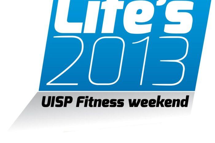 """Biorace al """"Life's Uisp Event Fitness Weekend"""""""