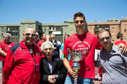 """Marco Trio sugli scudi al trofeo """"Ennio Magistri"""""""
