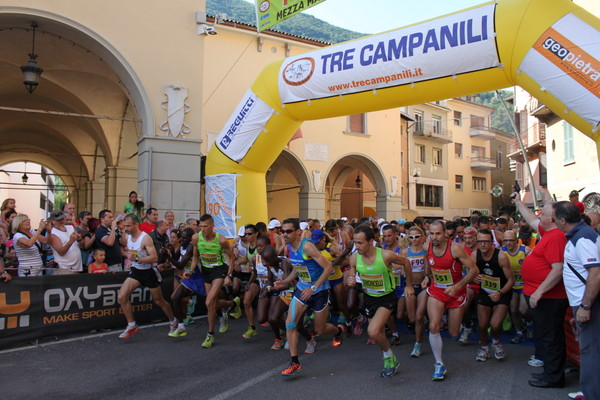 Trionfo del Kenia alla Tre Campanili Half Marathon