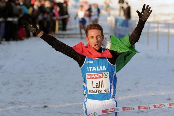 Andrea Lalli al Giro di Castelbuono