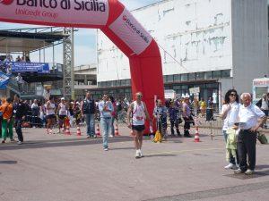 Messina Marathon 2012 all'interno della FIERA1