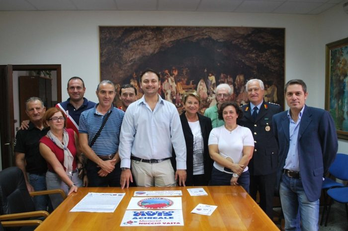 "Presentato il ""Trofeo AVIS Memorial Nuccio Vasta"""