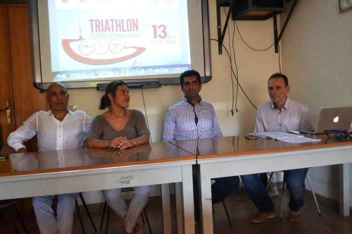 """Presentato il """"1° Triathlon della Città di Messina"""""""