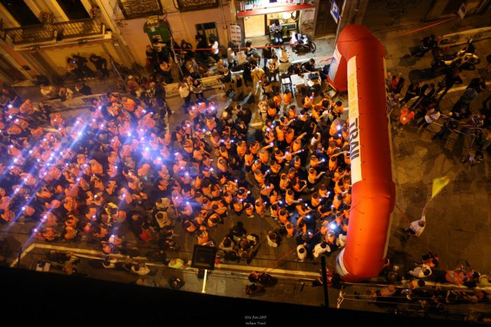 700 partecipanti al 1° Urban Trail Cagliari