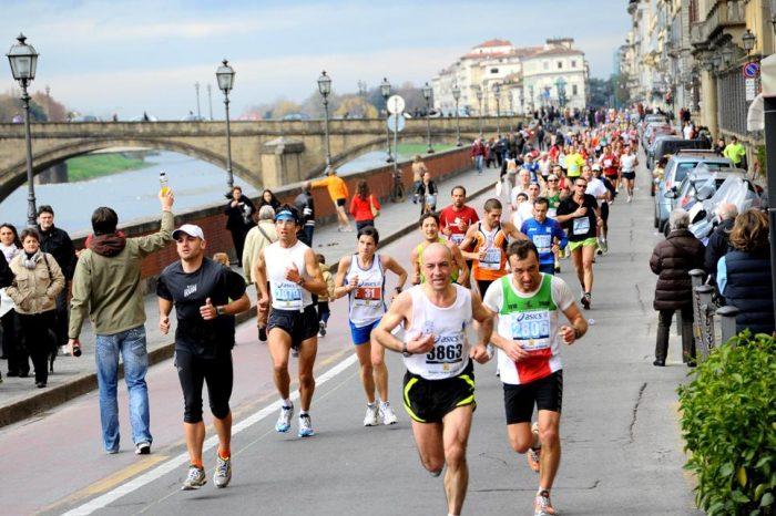 Numeri e informazioni sulla Firenze Marathon