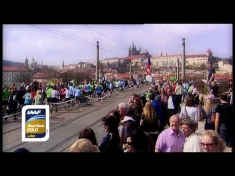 Hervis Prague Half Marathon 2011 Highlights