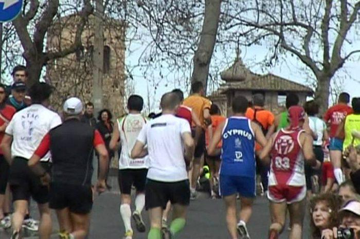 Rome Marathon Promo 2012