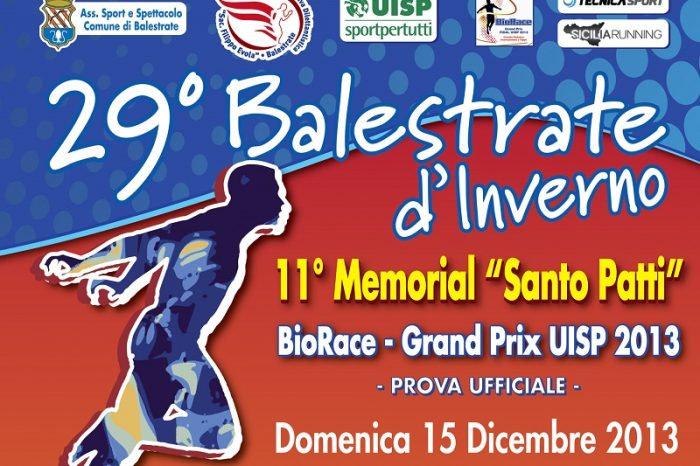 "La ""29^ Balestrate d'Inverno"" ospita il Biorace UISP"