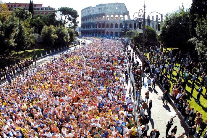 Già due primati per la 20^ Maratona di Roma