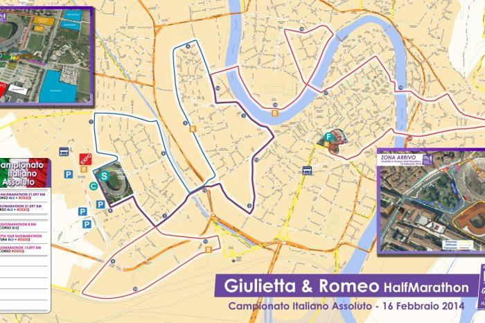 """Svelato il nuovo percorso della """"Giulietta&Romeo"""""""