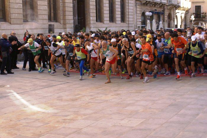 """Fervono i preparativi per la """"XV Siracusa City Marathon"""""""