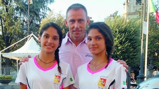 Le talentuose gemelle Vassallo conquistano Verona